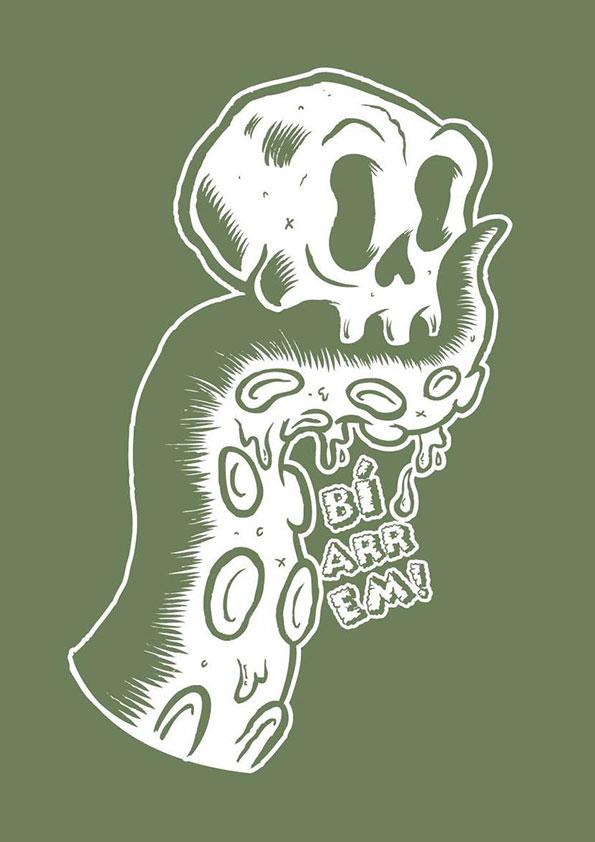 Hamlet tentacle grafica